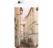 Late Afternoon - Montpellier - France iPhone Case/Skin