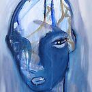 "ART by bec ""Moving Past Blue"" by ARTbybec"