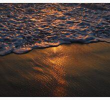 Foamy Waves by Matt Dawdy