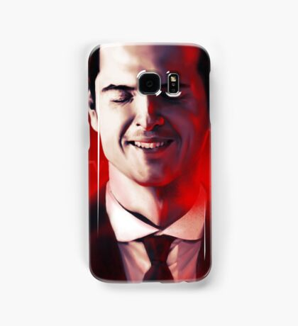 James Moriarty & Red Samsung Galaxy Case/Skin