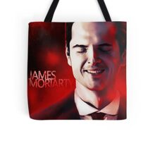 James Moriarty & Red Tote Bag
