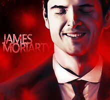 James Moriarty & Red by fredcous
