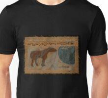 CHINESE HORSE BLUE MOON Unisex T-Shirt