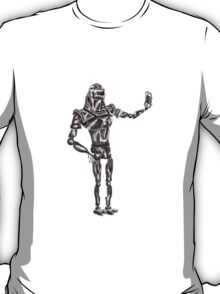 Cute Cylon taking a Selfie T-Shirt