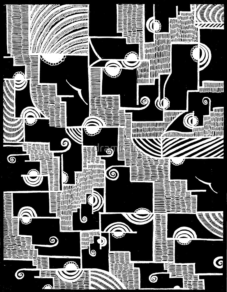 Detention Work 010 by dramirali