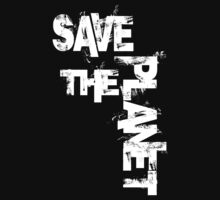 Save The Planet by Erland Howden
