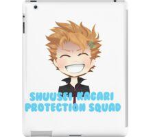 Kagari Protection Squad iPad Case/Skin