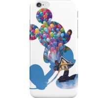 Up Mickey iPhone Case/Skin