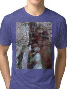 Laughing Buddha Tri-blend T-Shirt