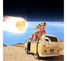 Comet Party Photographic Print