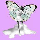 Rita's wings by Susan Ringler