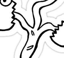 THE FISH HEAD PLANT Sticker