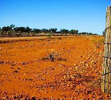 Isolated and Arid by squared