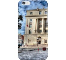 United States Post Office and Courthouse iPhone Case/Skin