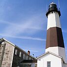 Montauk Point Lighthouse > by John Schneider