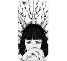 Saint Mia iPhone Case/Skin