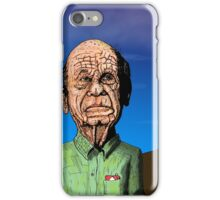 Did you tell the old man iPhone Case/Skin