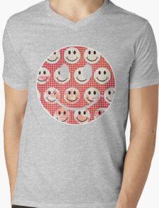 Agaric trip Mens V-Neck T-Shirt