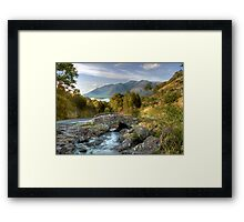 Ashness Bridge Framed Print
