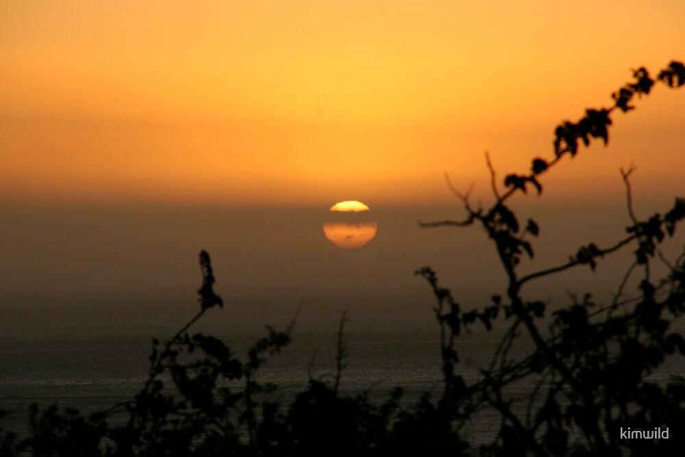Split sun by kimwild