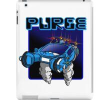 Purge iPad Case/Skin