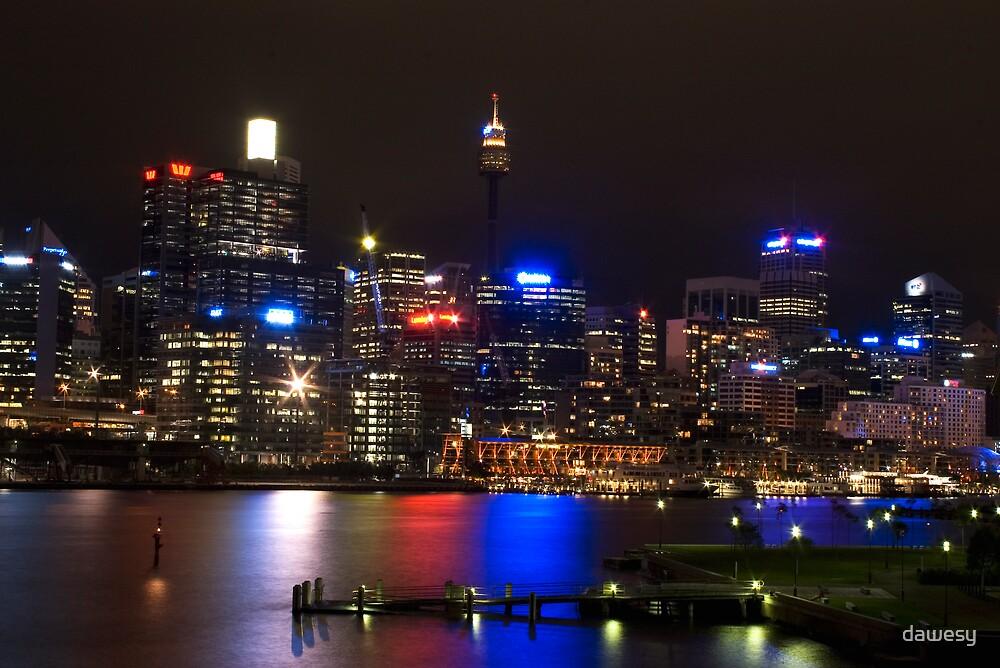Sydney by dawesy
