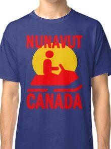 Nunavut, Canada Classic T-Shirt
