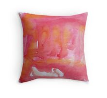 fallen trees VII Throw Pillow