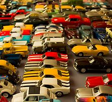 Toy Cars by Brad Hill
