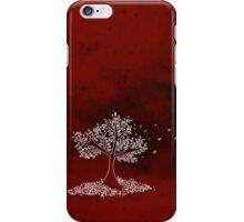 Wind Red iPhone Case/Skin