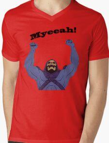 All Hail Skeletor Mens V-Neck T-Shirt