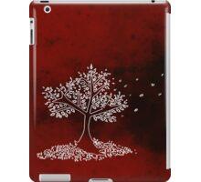 Wind Red iPad Case/Skin