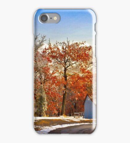 Change of Seasons iPhone Case/Skin