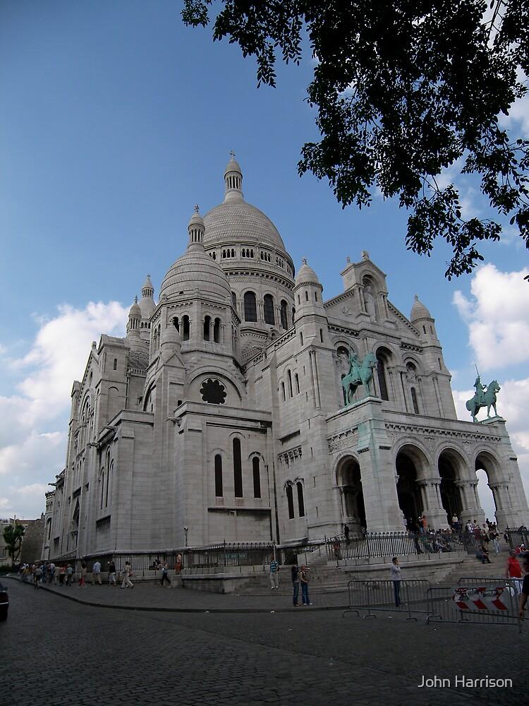 Sacré Coeur by John Harrison
