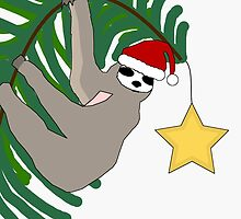 Peace Sloth by katstpete