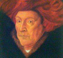 'Man in a Turban' by vivacia4