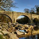 Devil's Bridge, Kirkby Lonsdale by Jamie  Green