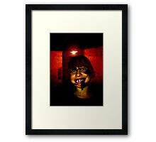 Blood Thirsty Framed Print