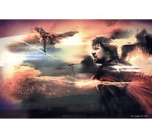 Look To The Stars - [Man of Steel] ver. 1 Photographic Print
