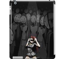 The Final Cry Of The Individual iPad Case/Skin