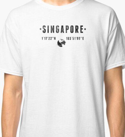 Singapore Classic T-Shirt