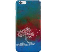 Wind on a Multi Colored Day iPhone Case/Skin