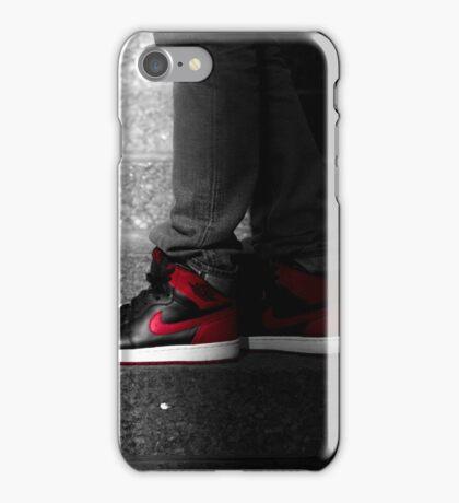 Bred iPhone Case/Skin