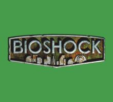 Bioshock logo Kids Clothes