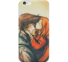 I'll Soon Be a Story in Your Head - Doctor Who iPhone Case/Skin