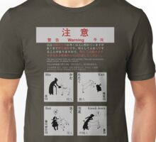 Beware of the Hungry Deer! Unisex T-Shirt