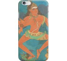 Shiva Nataraja, the king of dance iPhone Case/Skin