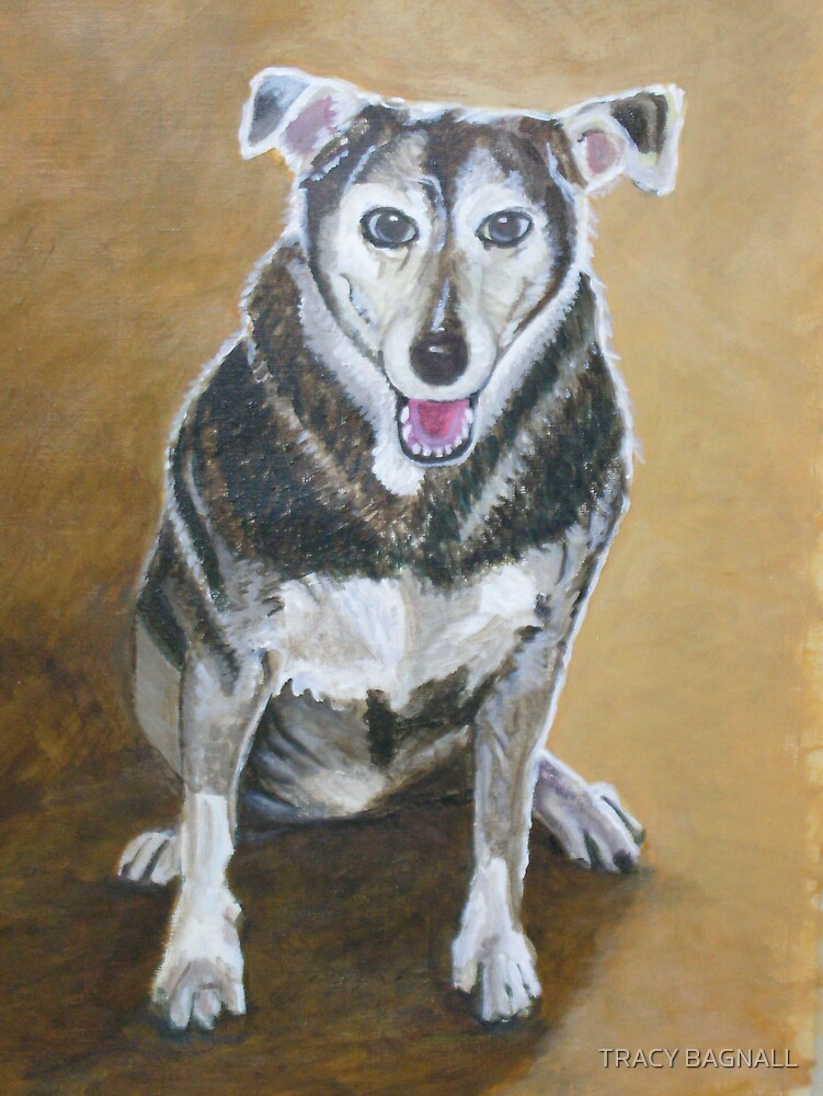 Dog by TRACY BAGNALL