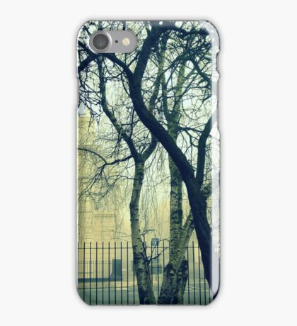 view from Faulkner St Gardens iPhone Case/Skin
