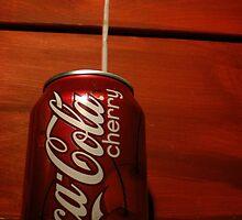 Cherry Coke by MamaBee